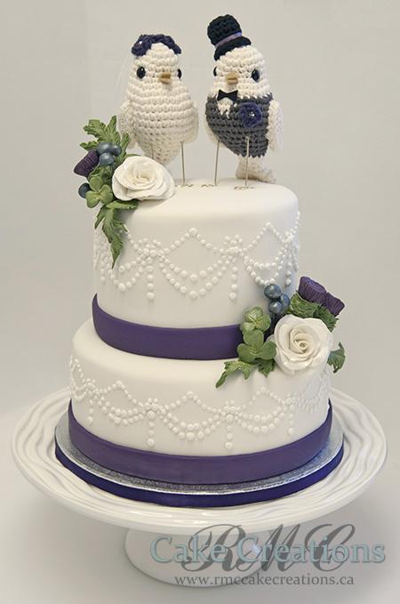 Buttercream Wedding Cake Perth